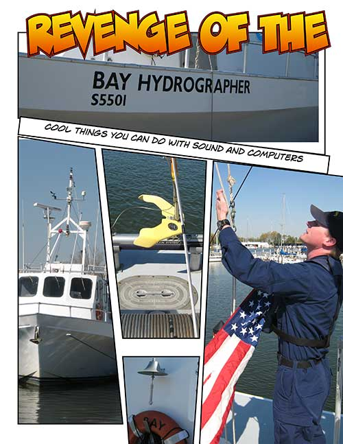 Cartoon: Revenge of the Bay Hydrographer